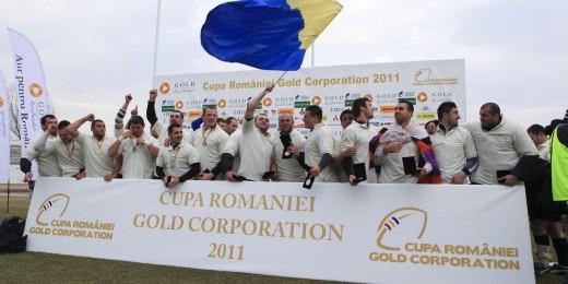 Cupa Romaniei Gold Corporation la rugby, 3.12.2011 - 5