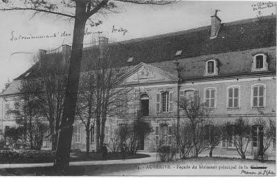 mănăstirea de la Auberive
