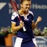 simona halep la new haven