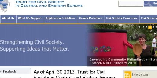 trust for civil society