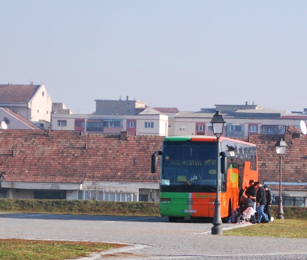autocar studenti bucuresti