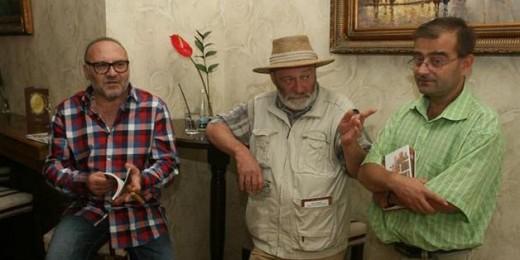 tavi Hoandra, Ion Muresan si Marius Ghilezan