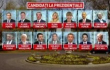 candidati la prezidentiale